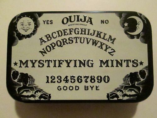 58 Best Ouija Images On Pinterest Ouija Crystal Ball