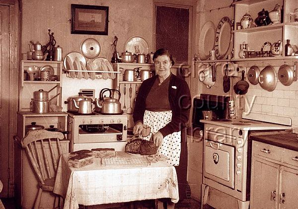 1930s Kitchen Kitchen Ideas Pinterest