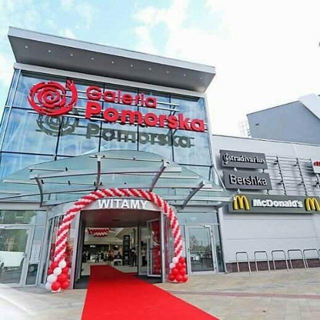 Sobotnie zakupy tylko w Galeri Pomorskiej!  Polecamy! #galeriapomorska #Bydgoszcz #bydgoszczwprezencie #świąteczne #zakupy #shopping #shops