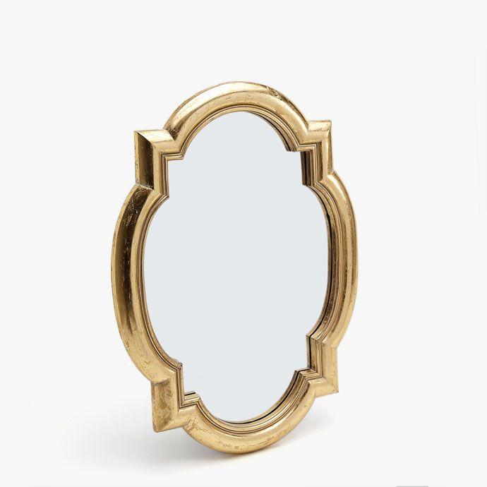 Les 25 meilleures id es de la cat gorie miroir dor sur for Miroir 0 la coupe