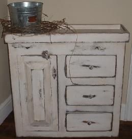 Just Primitive / Handcrafted furniture / Dry Sinks / Ohio