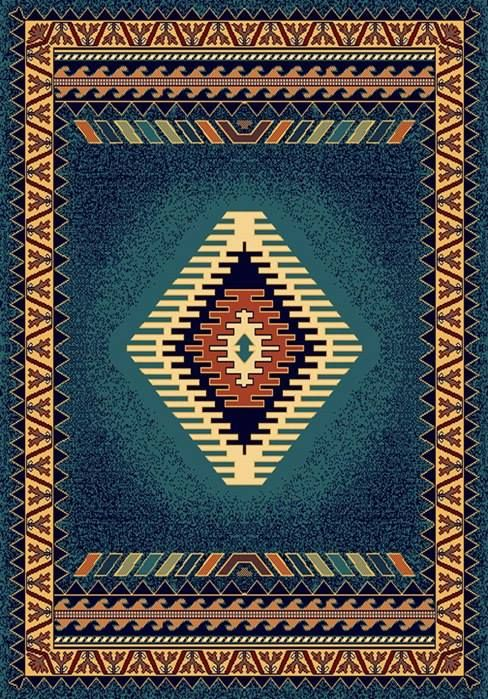 Native American Indian rugs have a history that goes back tens of thousands of…
