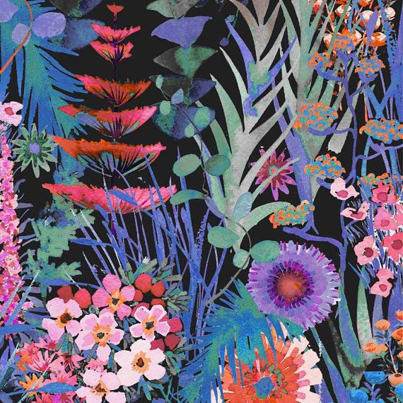 Liberty Tana Lawn Fabric Tresco E One Yard by Alicecarolinesupply