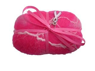zeependeco: Zeep voor Pink Ribbon