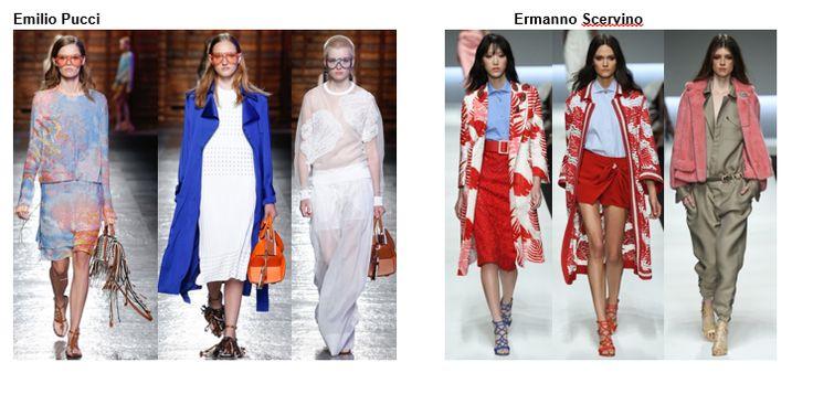 Emilio Pucci, Ermanno Scervino - my favorite styles, outfits, accessories and footwear for Spring summer 2016 --- i miei modelli ed outfit preferiti per primavera estate 2016. Abbigliamento, scarpe, accessori e trucco. #moda #fashion #primavera2016 #summe