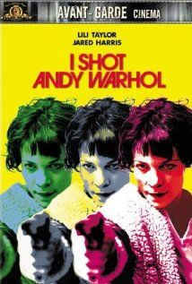 "I Shot Andy Warhol (1996) dir. by Mary Harron. Based on the true story of Valerie Solanas who was a 60s radical preaching hatred toward men in her ""Scum"" manifesto."