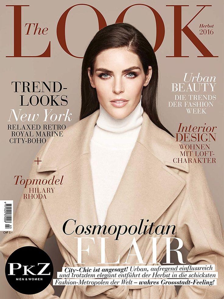 Out Now! THE LOOK MAGAZINE WOMEN Lady | womenswear | Fashion | camel | premium | coat | PKZ buy here --> goo.gl/4mZOKS
