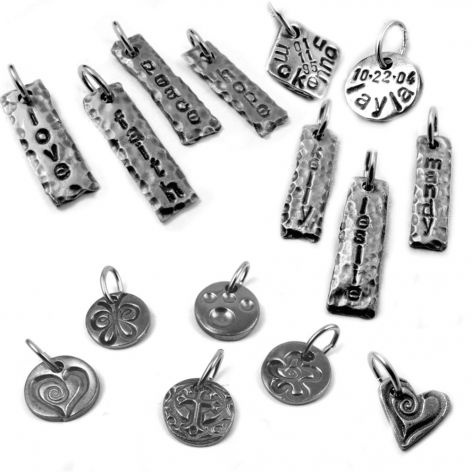 Check it out: I just bought Add on Petite Charm - Silver from boticca.com