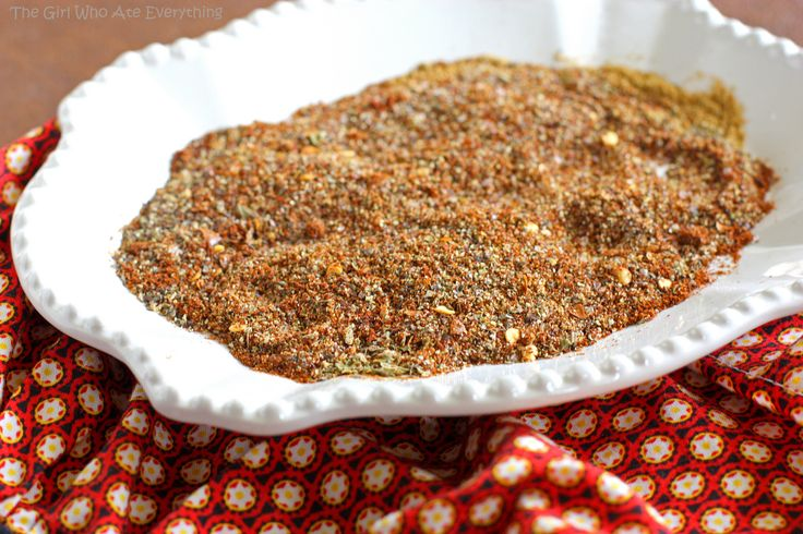 Homemade Taco Seasoning> best ever - never buying store bought taco seasoning again - make it as hot or not as you would like! yuuuuum!