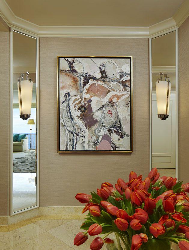 Geoffrey Bradfield | Luxury Interior Design | Fort Lauderdale Pied A Terre  | Geoffrey Bradfield | Pinterest | Luxury Interior Design, Fort Lauderdale  And ...