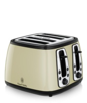 Find out more about 18369 Heritage Cream 4 Slice Toaster