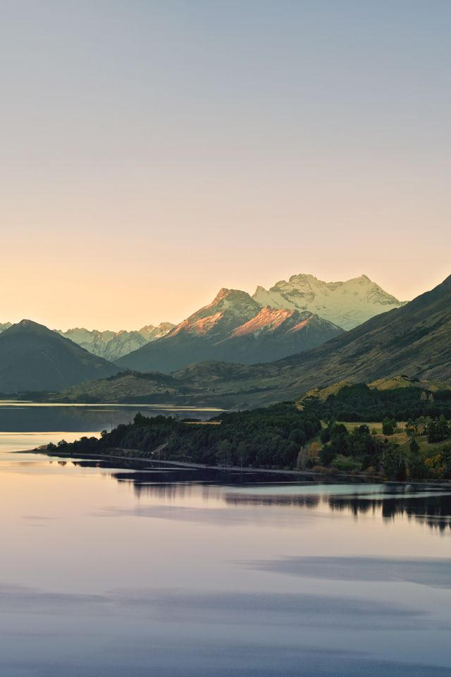 iiiinspired: 10 _ 6 _ into the great wide open: Ears Mornings, Mountain, Color, Travel Photo, Peace, Lakes, Travel Tips, Magic Places, New Zealand