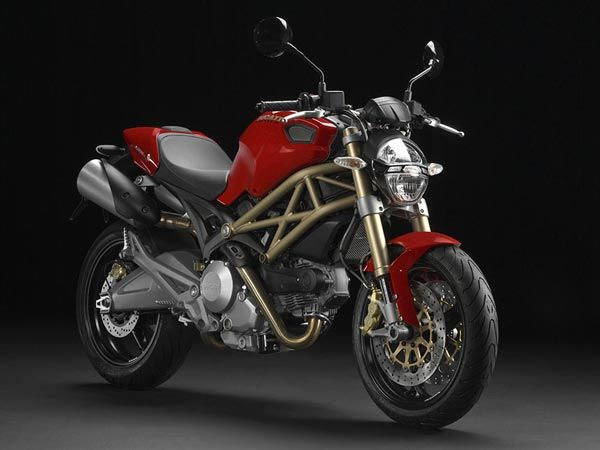 2013 Ducati Monster 696 Anniversary  Price: 8795 (2012 M696)    Read more: 10 Best Buys In 2013 Motorcycles - Popular Mechanics