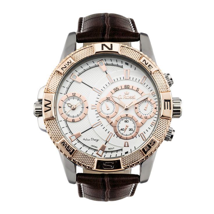 Gino Rossi Watch 8401A - 3B3