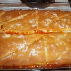 Upside Down Pizza Recipe - one of my family's favorites. I use the Garlic Butter Crescent Rolls, YUM!
