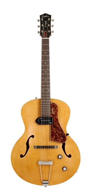 Godin Guitars 5th Avenue Series Kingpin Natural