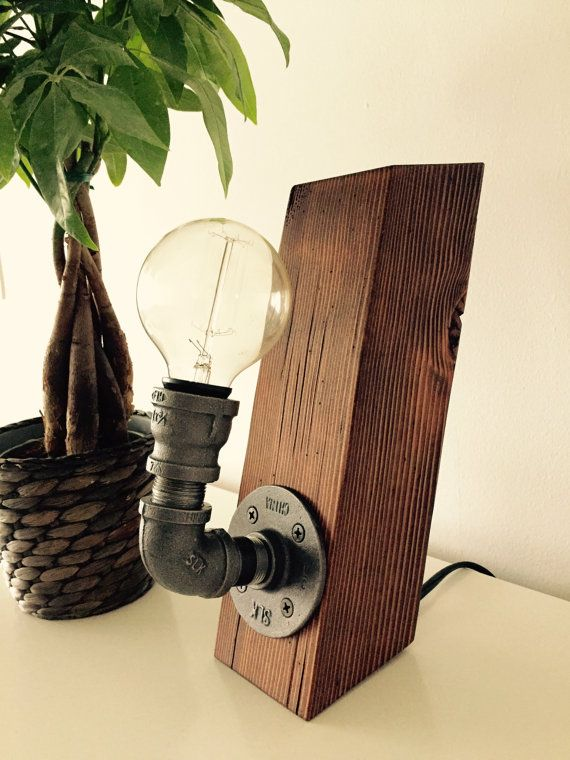 Best 10+ Rustic table lamps ideas on Pinterest | Hall ...