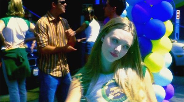 Amanda Seyfried on Veronica Mars