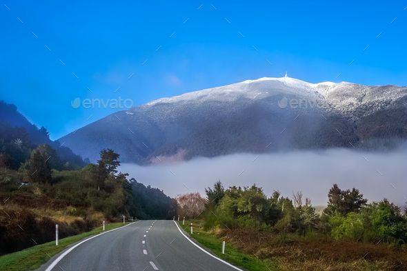 Road through New Zealand Alps - Stock Photo - Images Download here : https://photodune.net/item/road-through-new-zealand-alps/20094431?s_rank=214&ref=Al-fatih