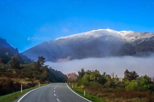 Road through New Zealand Alps - Stock Photo - Images Download here : https://photodune.net/item/road-through-new-zealand-alps/20094431?s_rank=214&ref=Al-fatih