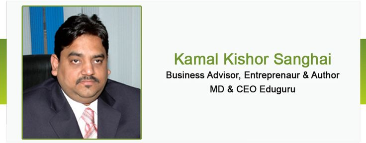 Mr. Kamal Kishor Sanghai - ACA Eduguru Evolution Ltd