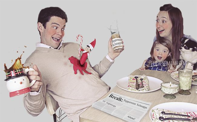 16 Hilarious Christmas Photo Ideas for Your Crazy (but Lovable) Family