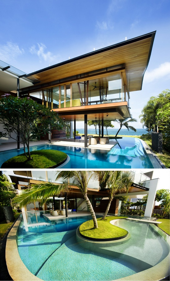 37 best architect guz architects singapore malaysia for Morgans fish house