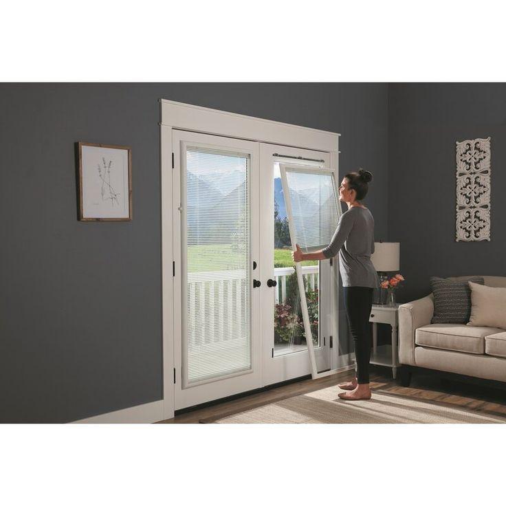 ODL Add on Blinds for Raised Framed Door Glass Room ...