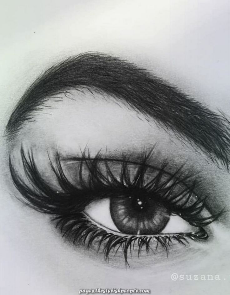 stunning drawing photos for the eyes! How to attract a ...