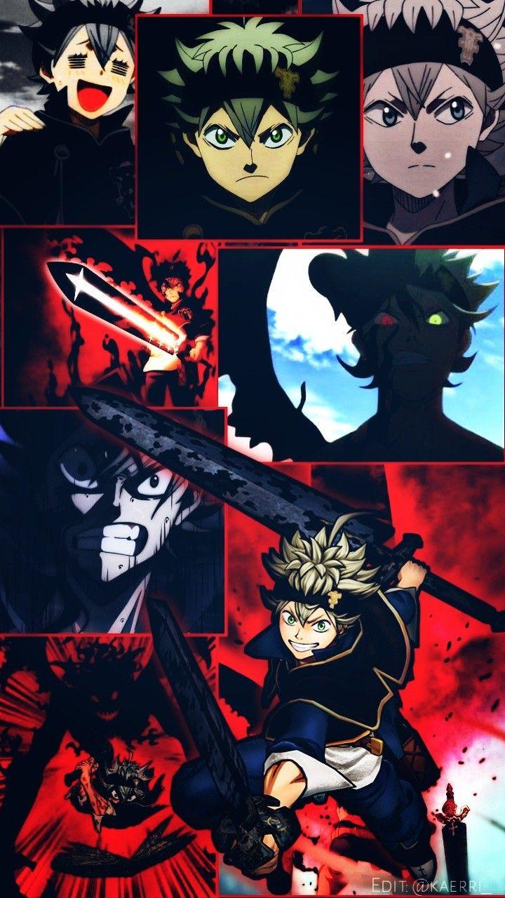Asta Black Clover Wallpaper Black Clover Anime Black Clover Manga Black Bull
