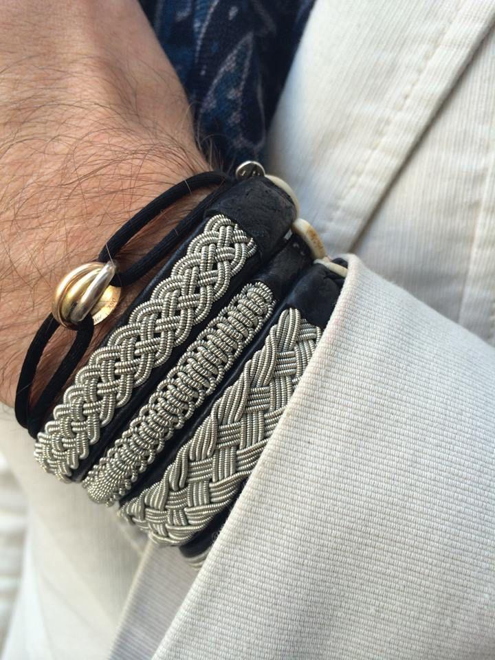 Sami bracelets from Maria Rudman