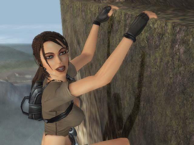 Katie's Tomb Raider Screenshots -- Tomb Raider 7 Screenshots