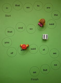 Sight words game for kids!