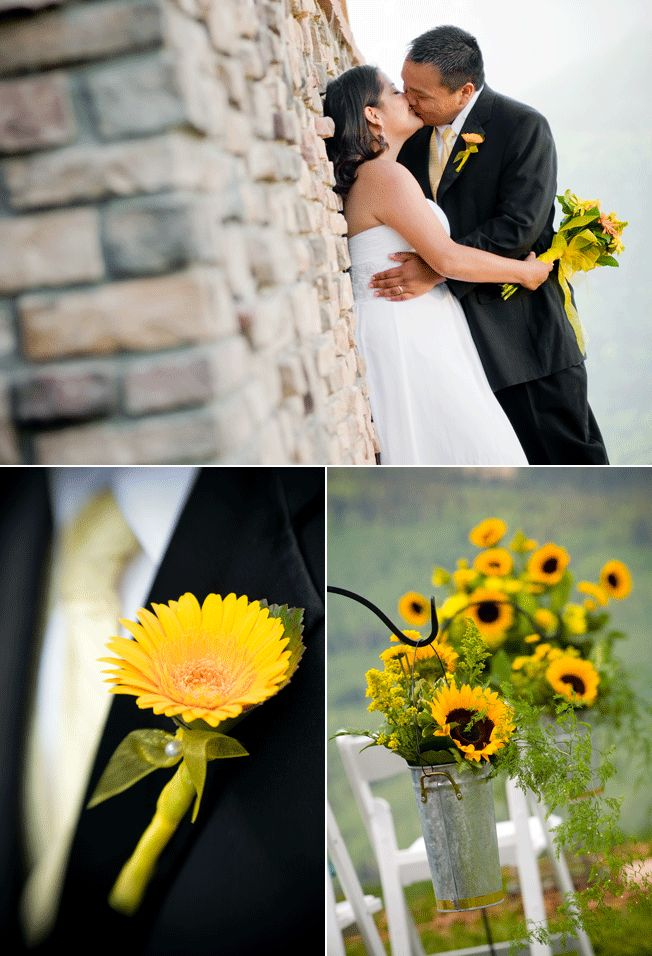 Summer Wedding Theme Ideas Leading To Beautiful Sunflowers