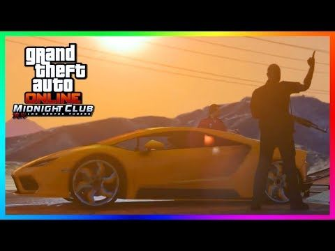 awesome GTA Online Fast & Furious Street Racing Content