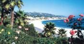 Laguna Beach, CA. Ah, I remember drinking margaritas on the deck of Las Brisas overlooking the beach. Great memories of a wonderful destination.