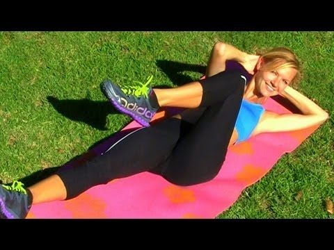 10 Minutes Abs Workout ★ Best Exercises for a Flat & Toned Stomach and Strong Core - Abs Express