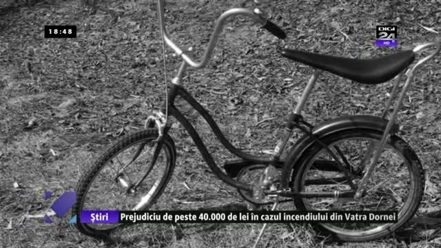 "Bicicleta Pegas, varianta ""reloaded"""