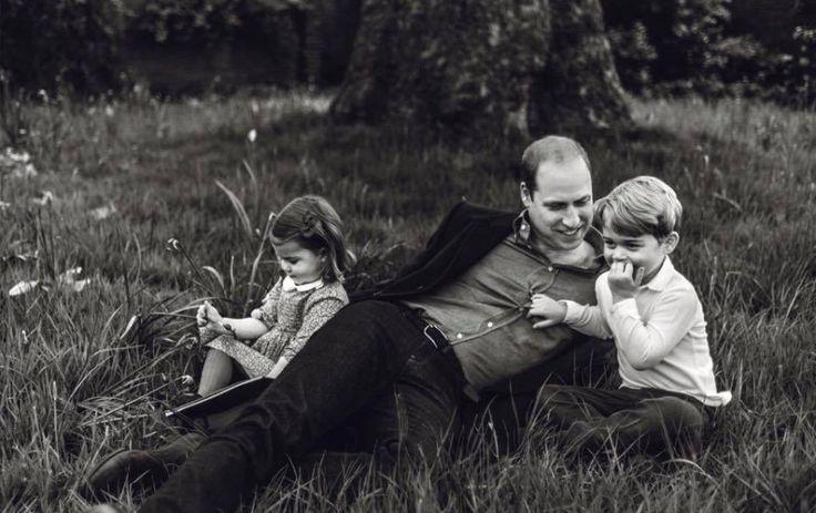 La famille Cambridge au naturel   Dans le boudoir de Kate Middleton