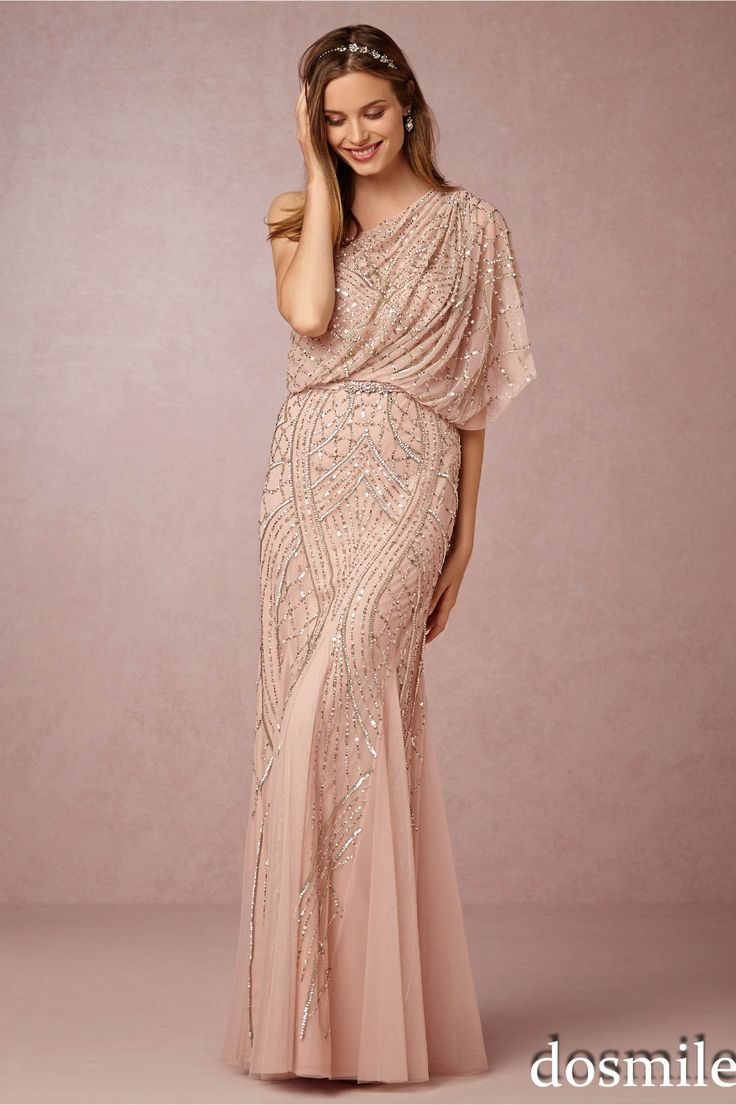 16 best new years wedding images on pinterest gold sequin gown embroidery on sale at reasonable prices buy 2016 gorgeous champagne gold sequin bridesmaid dresses one shoulder floor length a line beaded plus size ombrellifo Choice Image