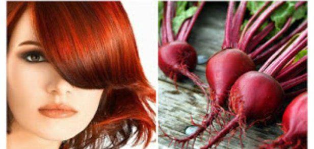 Como Tener El Cabello Rojo Natural