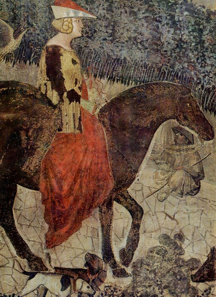 1344, Ambrogio Lorenzetti, Good Government, Siena
