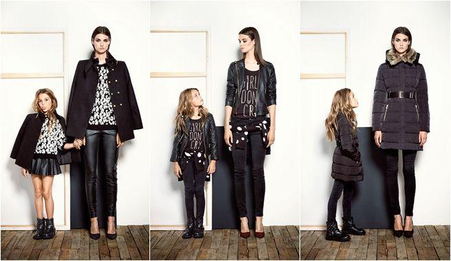 Nueva colección Mango para mamás y niñas que quieren vestir igual