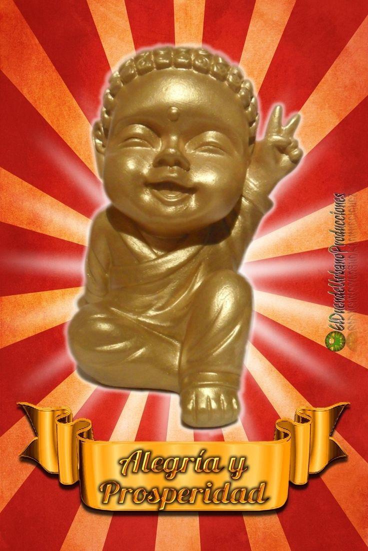 • Buda Bebe   Alegria y Prosperidad   Feng Shui   Art&Deco • $65.99 (ars)
