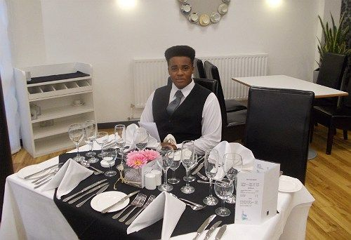 Students Compete in the Havering College Restaurant Skills Competition