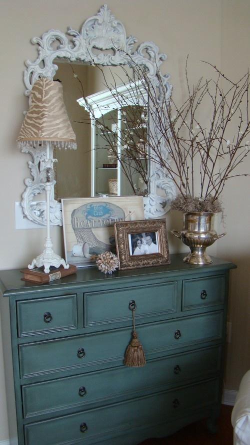 Dresser mirror ideas