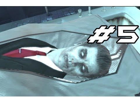 BATMAN Arkham Asylum Gameplay Walkthrough - Part 5 - Scary Face (Let's Play With Commentary) - YouTube