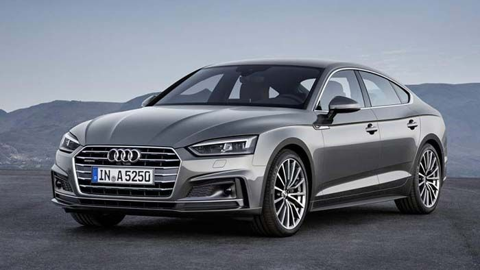 Audi Pakistan Introduced Sportback Series 2018 Update: The German luxury car maker Audi has released the A5 Sportback in Pakistan. The 2018 Audi A5 Sportback comes in 3 different trims in the international market:    Audi A5 Sportback SE   Audi A5 Sportback Sport   Audi A5 Sportback S Line  Apart
