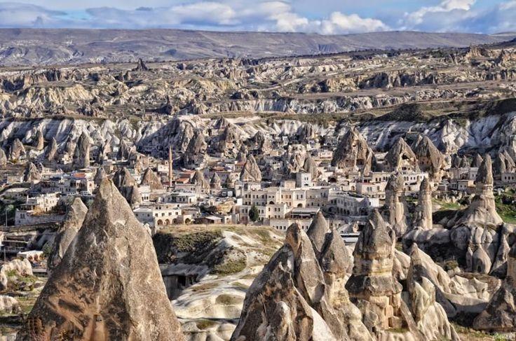 Kapadokia, Turki
