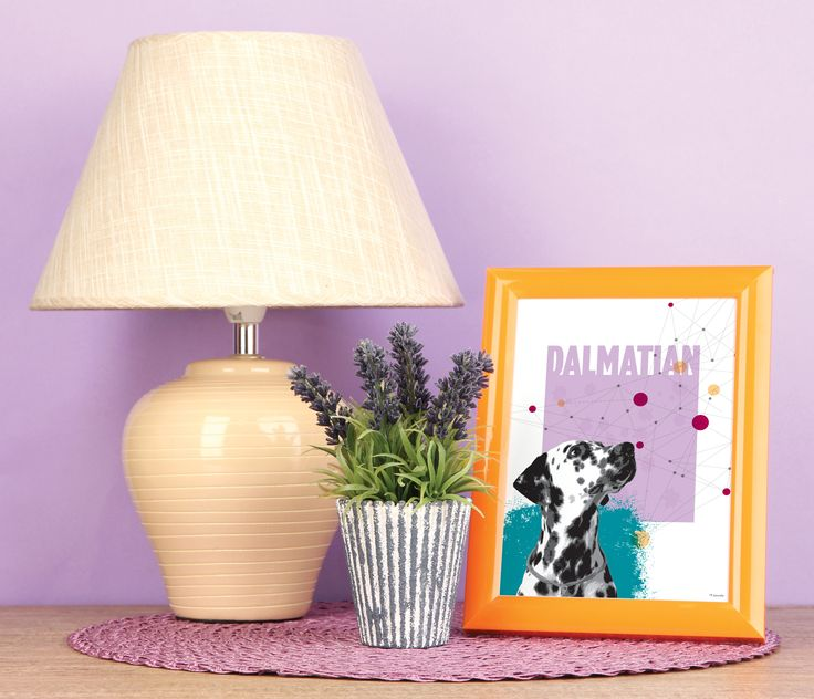 Dog Breed Posters and Print Design